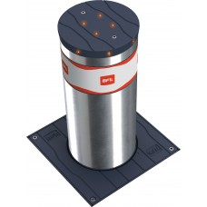 BFT Dampy B 500 x 220 Manual Gas Bollard Stainless Steel