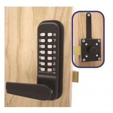 Borg BL4409 Wooden & Timber Gate Lock With Slam Latch