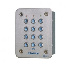 CAASE Flush Digital Keypad