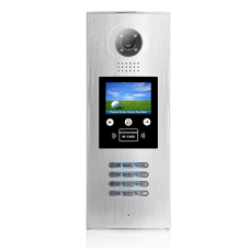 CDVI CDV-DDP Digital Multi-way Video Door Station