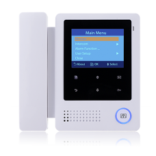CDVI CDV24 Monitor With Handset
