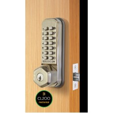 Codelock CL200 Key Mechanical Digital Lock