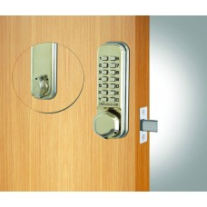 Codelock CL210 Mechanical Mortice Deadbolt