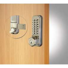 Codelock CL210 KEY Mechanical Mortice Deadbolt With Key Override