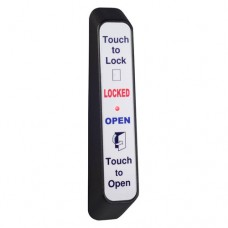 AWCLOCK Architrave Touch To Lock/Open Internal Toilet Sensor