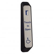 Architrave 316 Marine Grade Stainless Steel Touch To Open Sensor