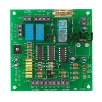 WCPCB Disabled Toilet System Control Board