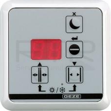 GEZE SL PRE DCU Programme Switch