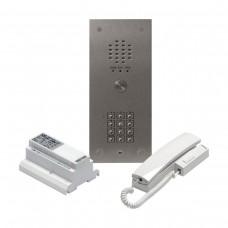 Videx VR120DK1-CL Vandal Resistant Audio Kit With Code Lock
